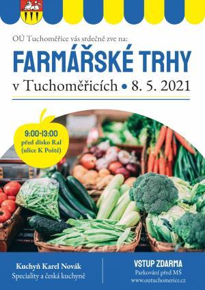 Tuchoměřické farmářské trhy